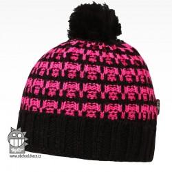 Čepice pletená albi - vzor 08