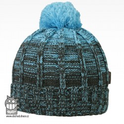 Čepice pletená albi - vzor 09