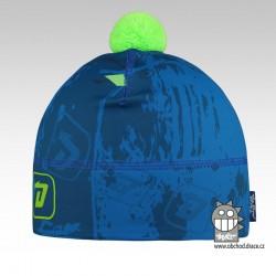 Flavio - zimní funkční čepice - vzor 78