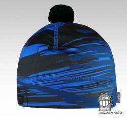 Flavio - zimní funkční čepice - vzor 82
