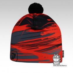 Flavio - zimní funkční čepice - vzor 84