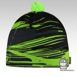 Flavio - zimní funkční čepice - vzor 97