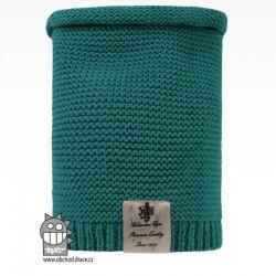 nákrčník pletený Colors - vzor 15