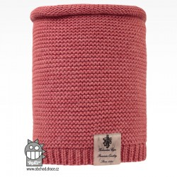 nákrčník pletený Colors - vzor 09